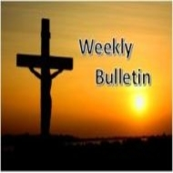 Catholic Church of Saint Mark Weekly Bulletin